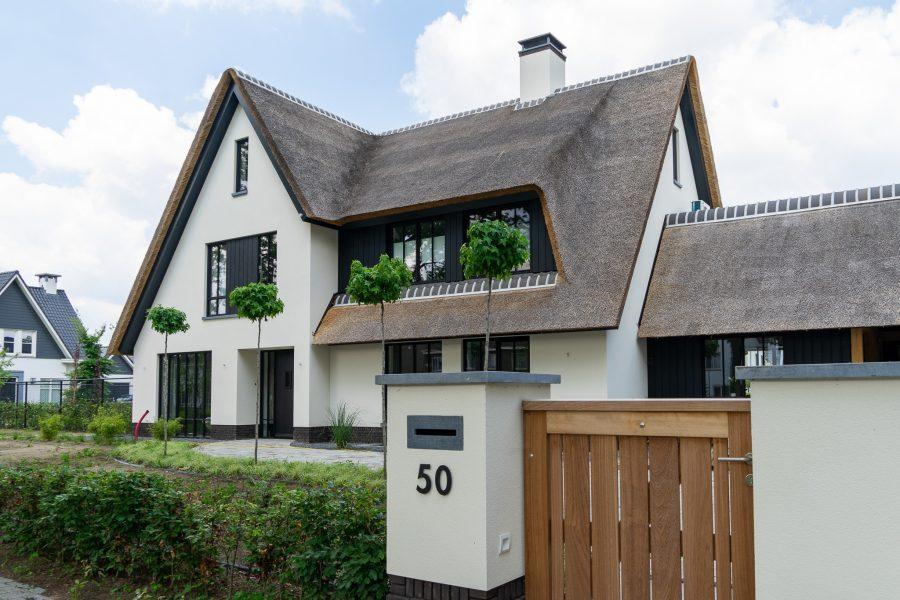 voorbeeld villa bouwbedrijf