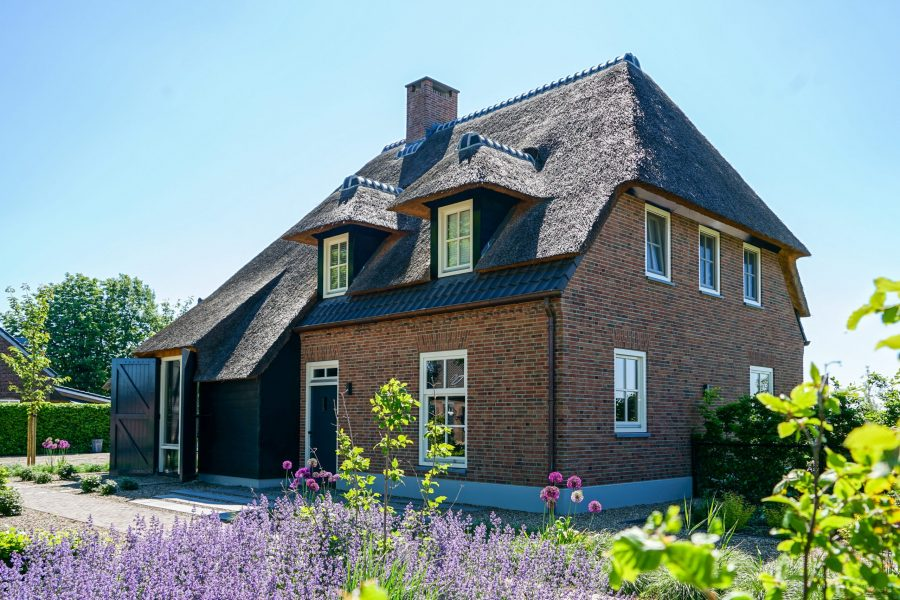 landelijke villa bouwbedrijf Veghel
