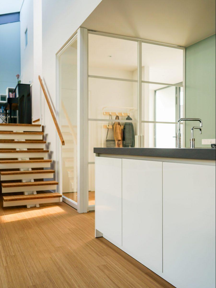 Moderne villa door bouwbedrijf Veghel