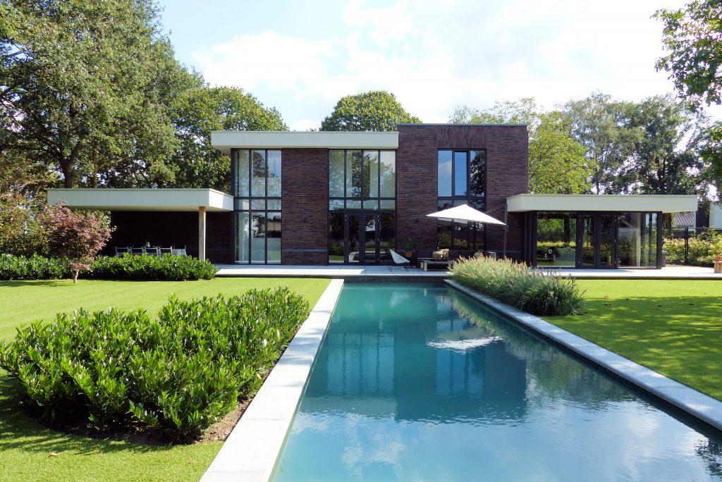 Moderne woning op Park Maashorst
