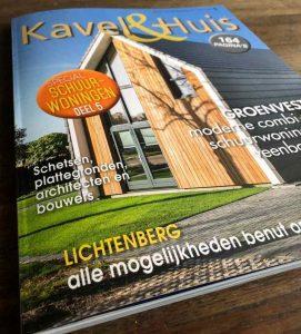 magazine kavel en huis