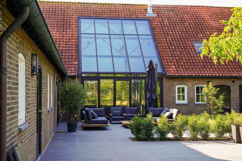 voorbeeld landelijke huizen