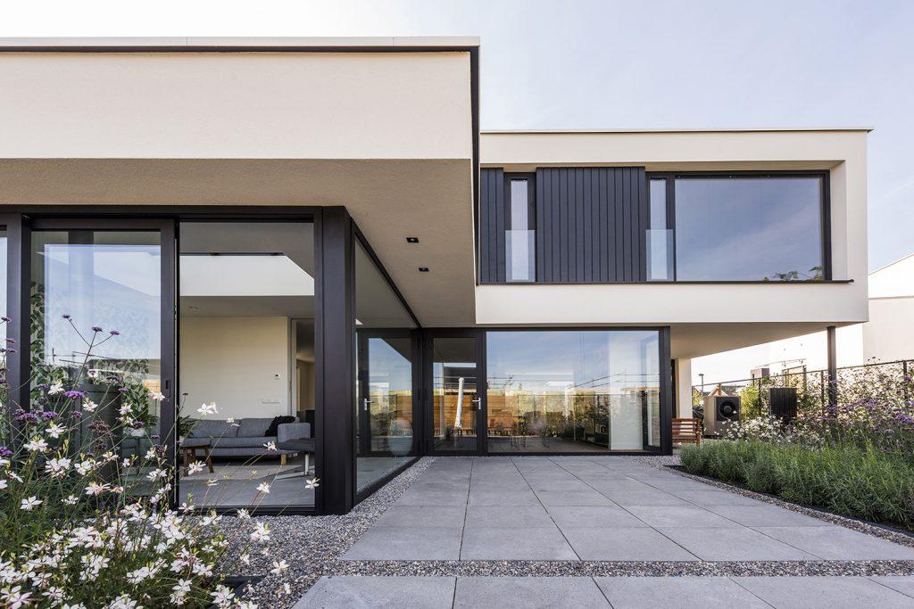 Kubistisch huis bouwen