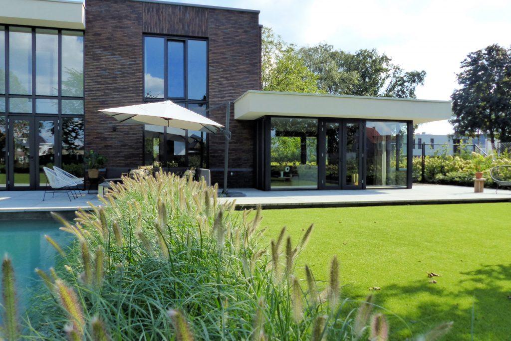 Kubistische villa bouwen