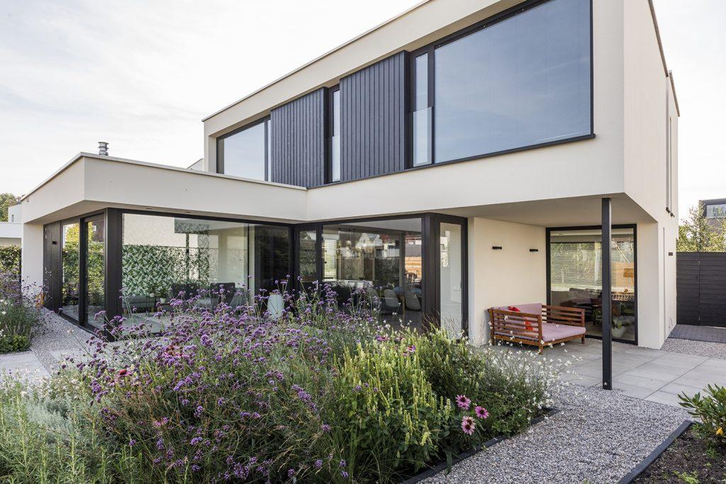 Voorbeeld Kubistische woning