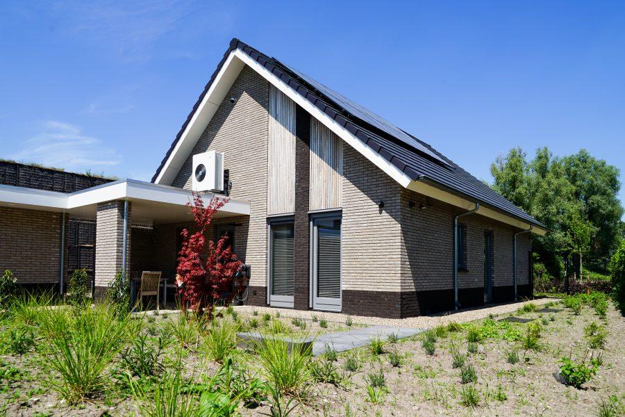 Energieneutraal en levensloopbestendige woning