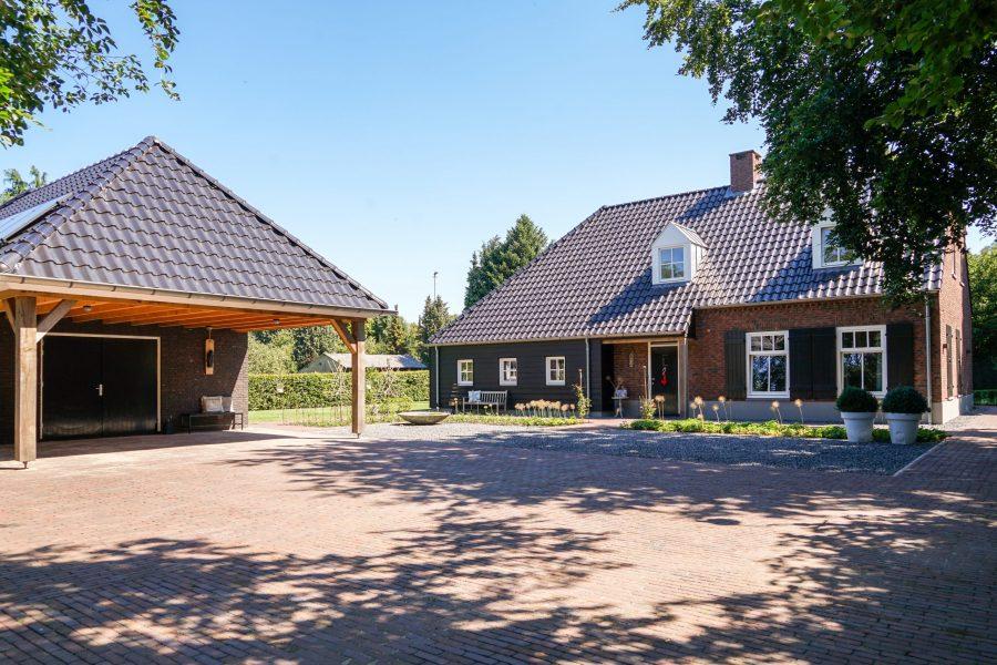Landelijke villa bouwen